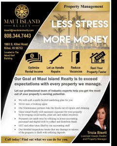 Property Management Maui Island Realty